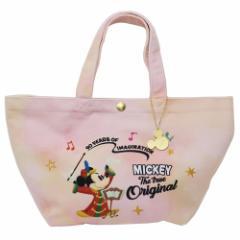 ミッキーマウス ランチバッグ ミニ トートバッグ 指揮者MICKEY ディズニー 38×22×17cm キャラクター グッズ
