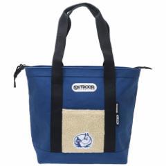 ムーミン OUTDOOR トートバッグ キャンバストート 帆布 シープボア 北欧 35×45×14cm キャラクター グッズ 送料無料