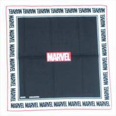 MARVEL ランチクロス 大判 ナフキン BOXロゴ マーベル 43×43cm キャラクター グッズ メール便可