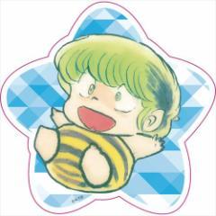 うる星やつら ステッカー ダイカット ステッカー C テン 高橋留美子 アニメ キャラクター グッズ メール便可
