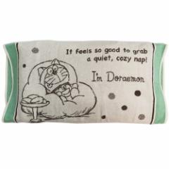 ドラえもん 大人用枕カバー のびのびタオルまくらカバー おひるね サンリオ 64×34cm アニメキャラクター グッズ