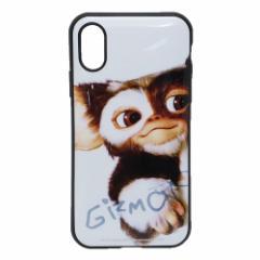 グレムリン iPhoneXS ケース アイフォンXSプロテクトカバー イーフィット アップ 5.8インチモデル キャラクター グッズ メール便可