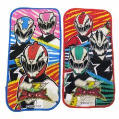騎士竜戦隊 リュウソウジャー ミニタオル 子供用プチタオル2枚セット スーパー戦隊シリーズ 10×20cm×2枚 メール便可