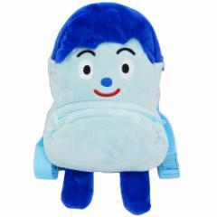 みいつけた 子供用 リュック ぬいぐるみ キッズ デイパック コッシー NHK 幼稚園リュック キャラクター グッズ