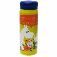 ムーミン 保温保冷 水筒 ステンレスマグボトル お花畑 北欧 480ml キャラクター グッズ