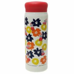 ムーミン 保温保冷 水筒 ステンレスマグボトル フラワー 北欧 480ml キャラクター グッズ