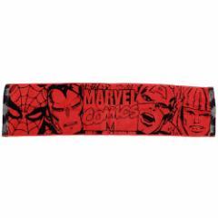 MARVEL マフラータオル ジャガードスリムロングタオル コミック マーベル 25×100cm キャラクター グッズ