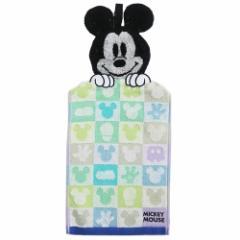 ミッキーマウス 吊下げタオル マスコット付 タオル ミッキーマスコット ディズニー 20×30cm キャラクター グッズ