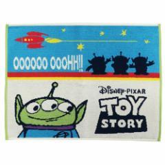 トイストーリー エイリアン バス用品 タオル バスマット オーサムデイ ディズニー 60×45cm キャラクター グッズ