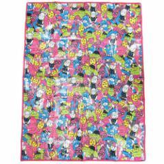 MARVEL ピクニック用品 レジャーシート L カラフルコミックキャラ マーベル 120〜90cm キャラクター グッズ メール便可