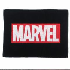 MARVEL バス用品 タオル バスマット センタービッグロゴ マーベル 60×45cm キャラクター グッズ