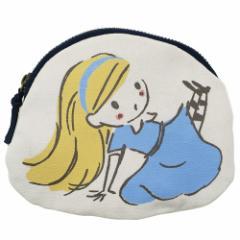 カレルチャペック ミニポーチ ダイカットポーチ 紅茶とアリス 15.5×13cm キャラクター グッズ メール便可