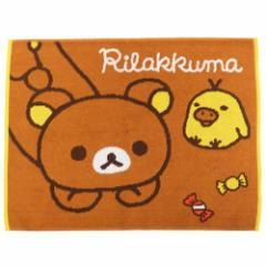 リラックマ バス用品 タオル バスマット リラックスリラックマ サンエックス 60×45cm キャラクター グッズ