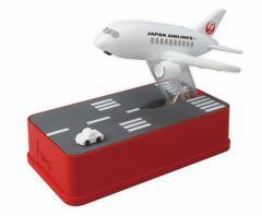 JAL 日本航空 ギミックバンク 飛行機 貯金箱 ギフト雑貨 キャラクター グッズ