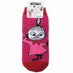 ムーミン 女性用 靴下 レディース ソックス リトルミイスタンド 北欧 23〜25cm キャラクター グッズ メール便可