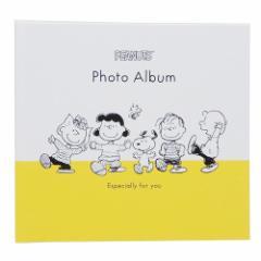 スヌーピー フォトアルバム ポップアップアルバム スクールバス ピーナッツ 写真アルバム キャラクター グッズ