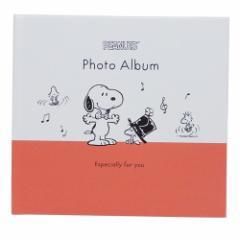 スヌーピー フォトアルバム ポップアップアルバム ハッピーダンス ピーナッツ 写真アルバム キャラクター グッズ