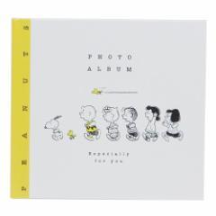 スヌーピー フォトアルバム ポップアップアルバム フレンズ ピーナッツ 写真アルバム キャラクター グッズ