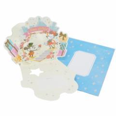 ミッキー&ミニー グリーティング カード ポップアップ バースデーカード ディズニー 誕生日祝い キャラクター グッズ メール便可