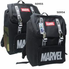 MARVEL デイパック かぶせ リュック メッシュポケット マーベル 32×45×16cm キャラクター グッズ