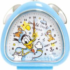 ドナルド&チップ&デール 置時計 おむすびクロック グラフィティ 2 ディズニー 新生活準備 キャラクター グッズ