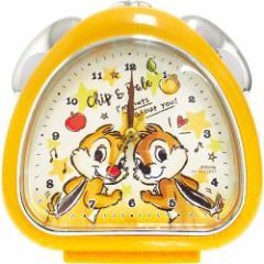 チップ&デール 置時計 おむすびクロック グラフィティ 2 ディズニー 新生活準備 キャラクター グッズ