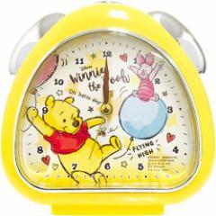 くまのプーさん 置時計 おむすびクロック グラフィティ 2 ディズニー 新生活準備 キャラクター グッズ