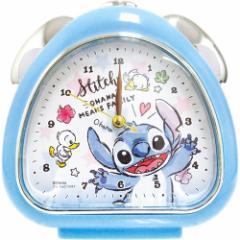 スティッチ 置時計 おむすびクロック グラフィティ 2 ディズニー 新生活準備 キャラクター グッズ