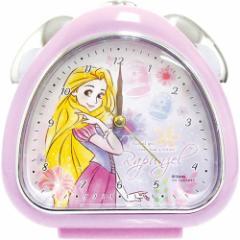 塔の上のラプンツェル 置時計 おむすびクロック グラフィティ 2 ディズニープリンセス 新生活準備 キャラクター グッズ
