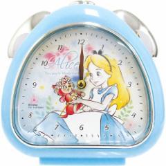 ふしぎの国のアリス 置時計 おむすびクロック グラフィティ 2 ディズニープリンセス 新生活準備 キャラクター グッズ