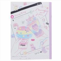 連絡帳 B5 れんらくノート 2019年 新入学 文具 MIMMY'S SWEET DREAM 新学期 準備 雑貨 かわいい グッズ メール便可