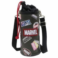 MARVEL ペットボトルホルダー ショルダー付き 保冷 ボトルケース 2019年新入学雑貨 マーベル 新学期 準備 雑貨 キャラクター グッズ