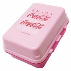 コカコーラ 保冷 お弁当箱 GEL-COOL+ デリランチボックス 500ml キャラクター グッズ