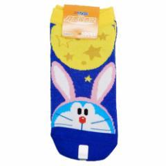 映画ドラえもん のび太の月面探査記 子供用 靴下 キッズ ソックス アップ 13〜18cm キャラクター グッズ メール便可