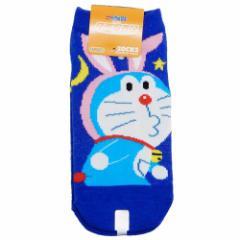 映画ドラえもん のび太の月面探査記 子供用 靴下 キッズ ソックス ふりむき 13〜18cm キャラクター グッズ メール便可