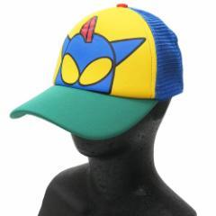 クレヨンしんちゃん 野球帽子 なりきり メッシュ キャップ アクション仮面 男女兼用 アニメキャラクター グッズ