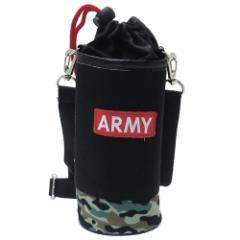 ペットボトルホルダー ARMY 保冷 ボトルケース 2019SS ショルダーストラップ付き キャラクター グッズ