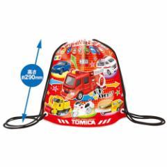こどもの日 お菓子 トミカ ナップサック袋 in お菓子 詰め合わせ TOMICA 端午の節句 キャラクター グッズ