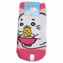 ぐでたま×ゴマちゃん 子供用 靴下 キッズ ソックス ハムっ サンリオ 13×18cm キャラクター グッズ メール便可