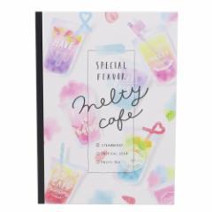 横罫 ノート 2019年 新入学文具 B5 学習 ノート MELTY CAFE 新学期準備雑貨 かわいい グッズ メール便可