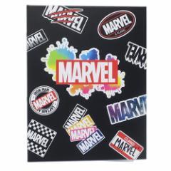 MARVEL プロフ帳 プロフィールブック 2019年 新入学文具 新学期準備雑貨 キャラクター グッズ