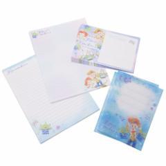 トイストーリー レターセット トレペレター 2019SS ディズニー 便箋 封筒 キャラクター グッズ メール便可