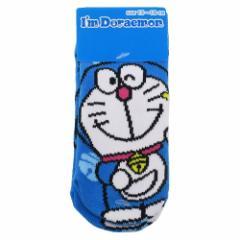 ドラえもん 子供用 靴下 キッズ ソックス ビビットブルー サンリオ 13〜18cm キャラクター グッズ メール便可