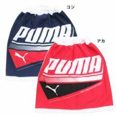 PUMA プーマ ラップタオル 60cm 巻き巻きタオル 男の子向け 60×120cm スポーツブランド グッズ