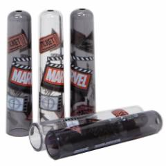 MARVEL 鉛筆キャップ えんぴつカバー 5本セット ロードショー マーベル 新学期準備雑貨 キャラクター グッズ メール便可