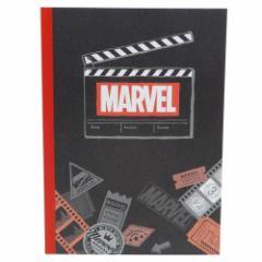 MARVEL 横罫 ノート B5 学習 ノート ロードショー マーベル 新学期準備雑貨 キャラクター グッズ メール便可