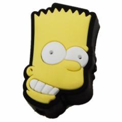 シンプソンズ スマホ アクセ iPhone ケーブルマスコット バート かわいい キャラクター グッズ メール便可