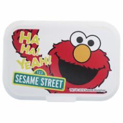 セサミストリート 貼ってはがせる ウェットシートのフタ Bitatto ビタット L エルモ SESAMI STREET 90×51mm以下 メール便可