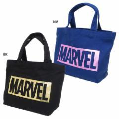 MARVEL ランチバッグ ミニ トートバッグ BOXロゴ 2nd マーベル 30×20×10cm キャラクター グッズ