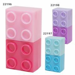 修正テープ ブロック型 2トーンカラー 新学期準備雑貨 おもしろ雑貨 グッズ メール便可